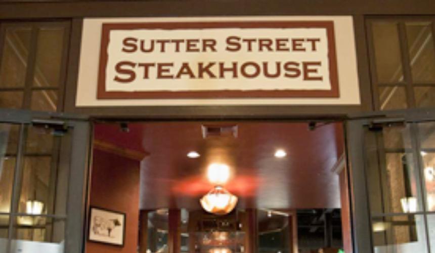 Sutter Street SteakHouse restaurant